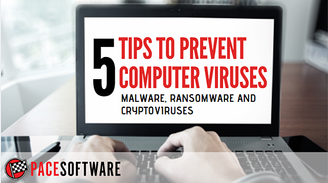 5 Tips to Prevent Falling Victim to Computer Viruses