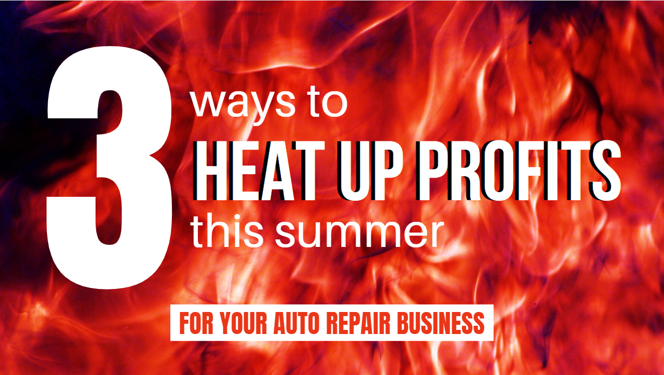 3 Ways to Heat Up Profits this Summer Pace Blog
