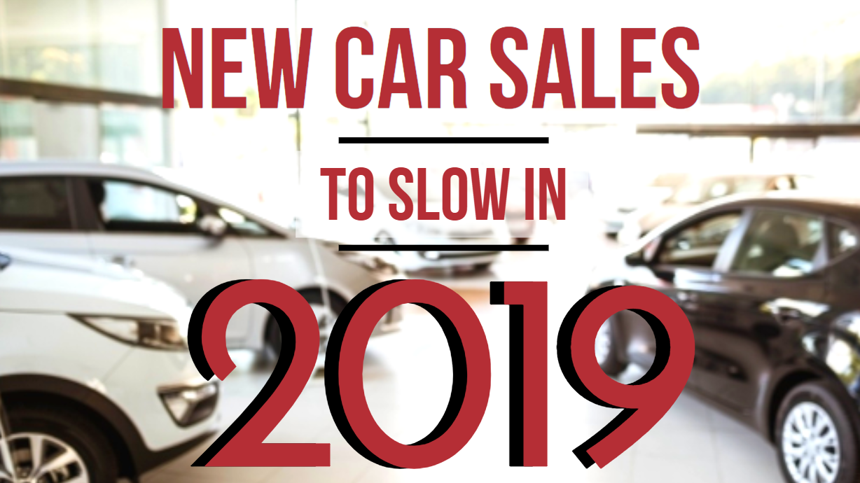 New Car Sales Graphic